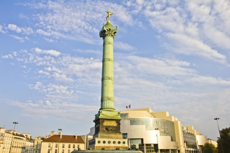 bastille : 11e arrondissement de paris