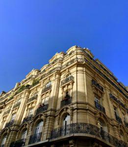 Immeuble haussmanien - 7 Rue des Batignolles