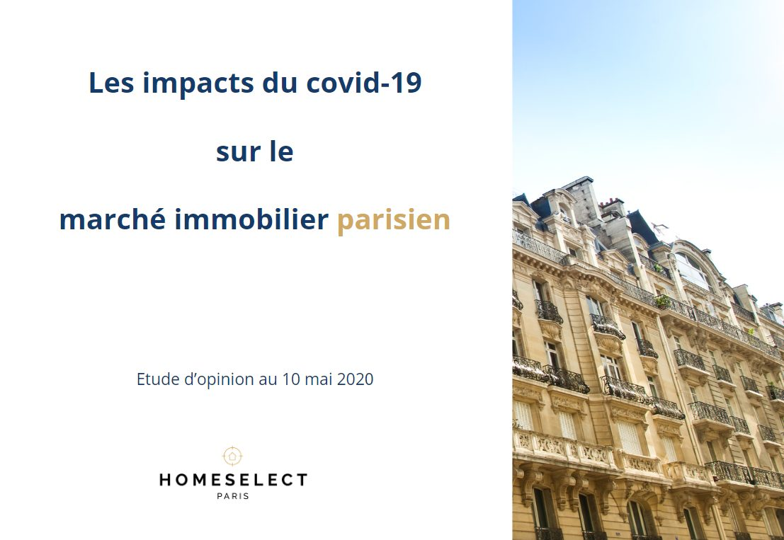 L'immobilier parisien après le 11 mai