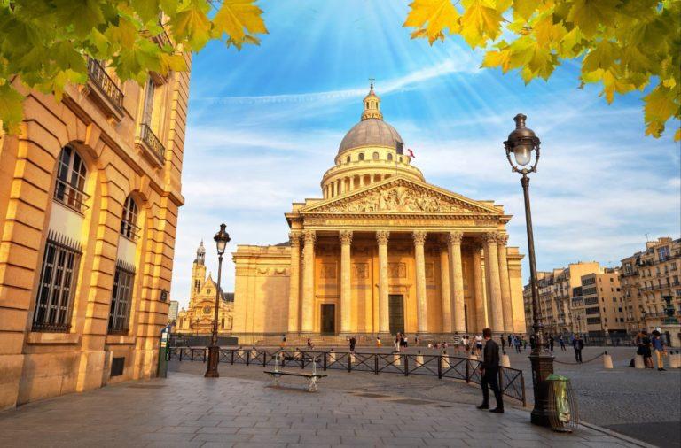 endroits romantiques de Paris