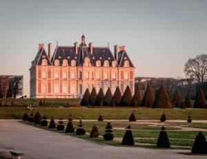 Immeuble haussmanien - Parc de Sceaux, Antony
