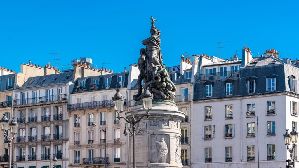 Immeuble haussmanien - 17e arrondissement
