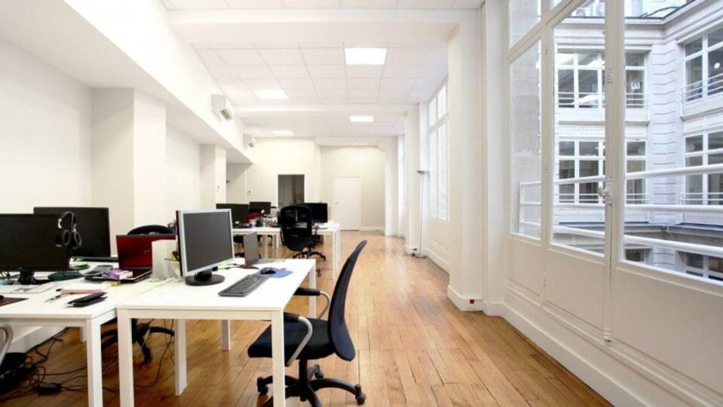 bureaux à louer sur Paris