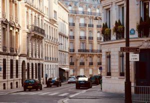 rues piétonnes de Paris