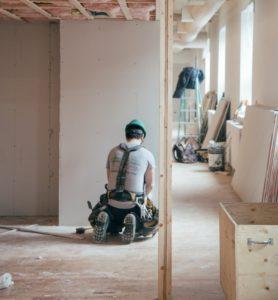 appartement avec des travaux à faire
