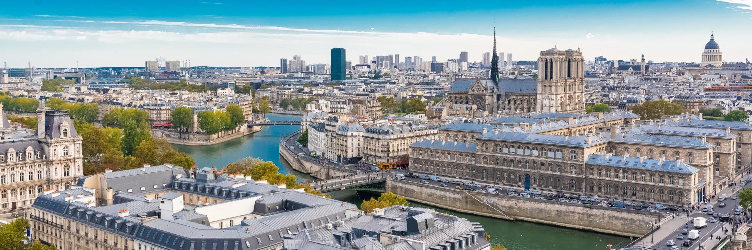 Covid-19 conséquences sur immobilier de luxe à Paris