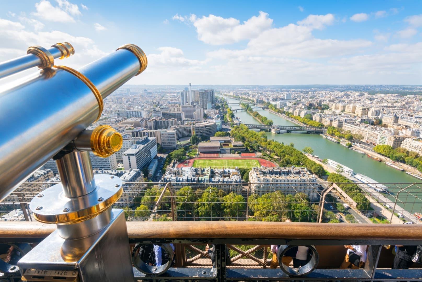 Travail d'un chasseur Immobilier Paris