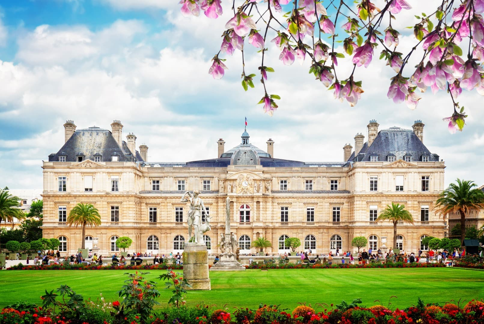 Paris pour un bien à fort potentiel