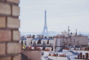 Paris dans un pied-à-terre