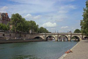 ponts de Paris