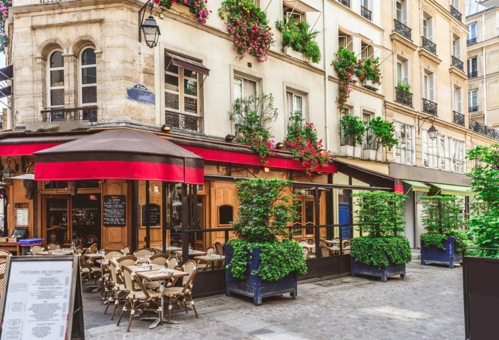 Local commercial dans un des hubs du Grand Paris